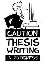 Upcoming Event: MA Thesis Workshop