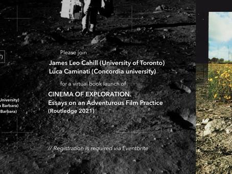 Book Launch: Cinema of Exploration
