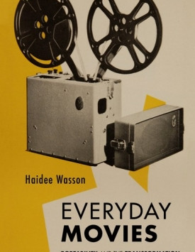 Haidee Wasson publishes new book on portability and cinema