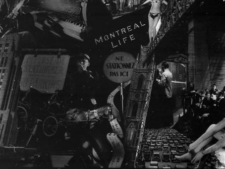 "Anthony Kinik Presents ""Gordon Sparling's City Symphonies: Metropolitan Modernism in 1930s Can"