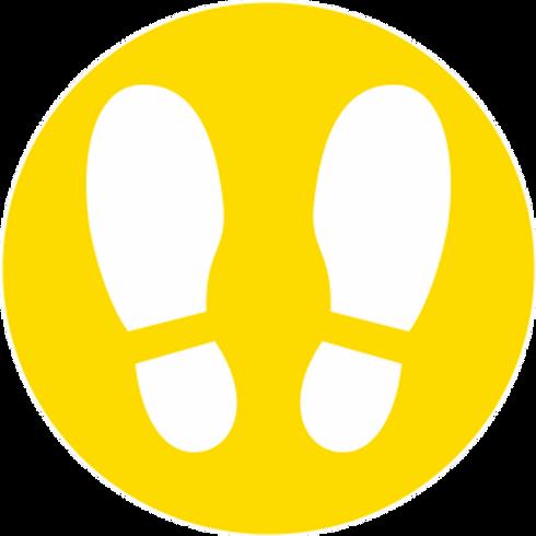 Simple - Feet (5 per pack)
