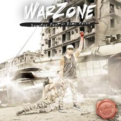 WarZone Album Cover | NewAge Poet