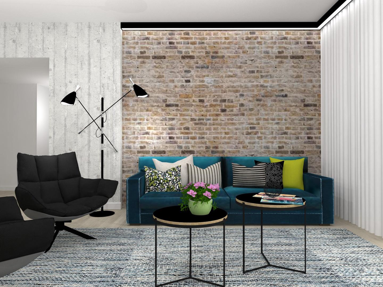 תכנון דירת קבלן של 5 חדרים
