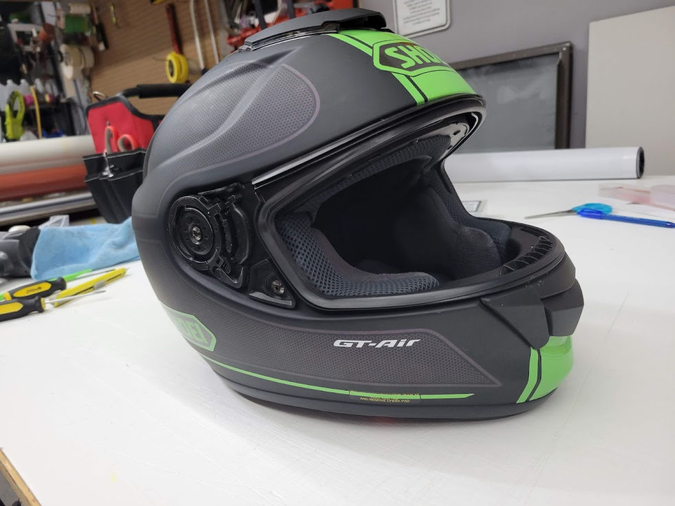 Shoei Helmet Color Change
