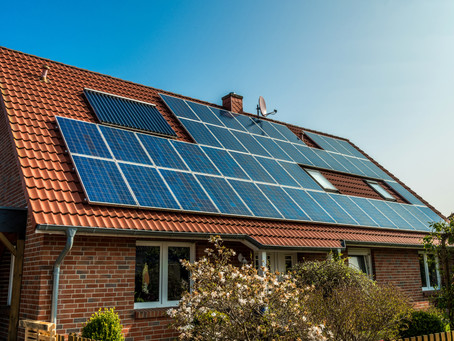 Four ways solar energy puts money BACK into your pocket.