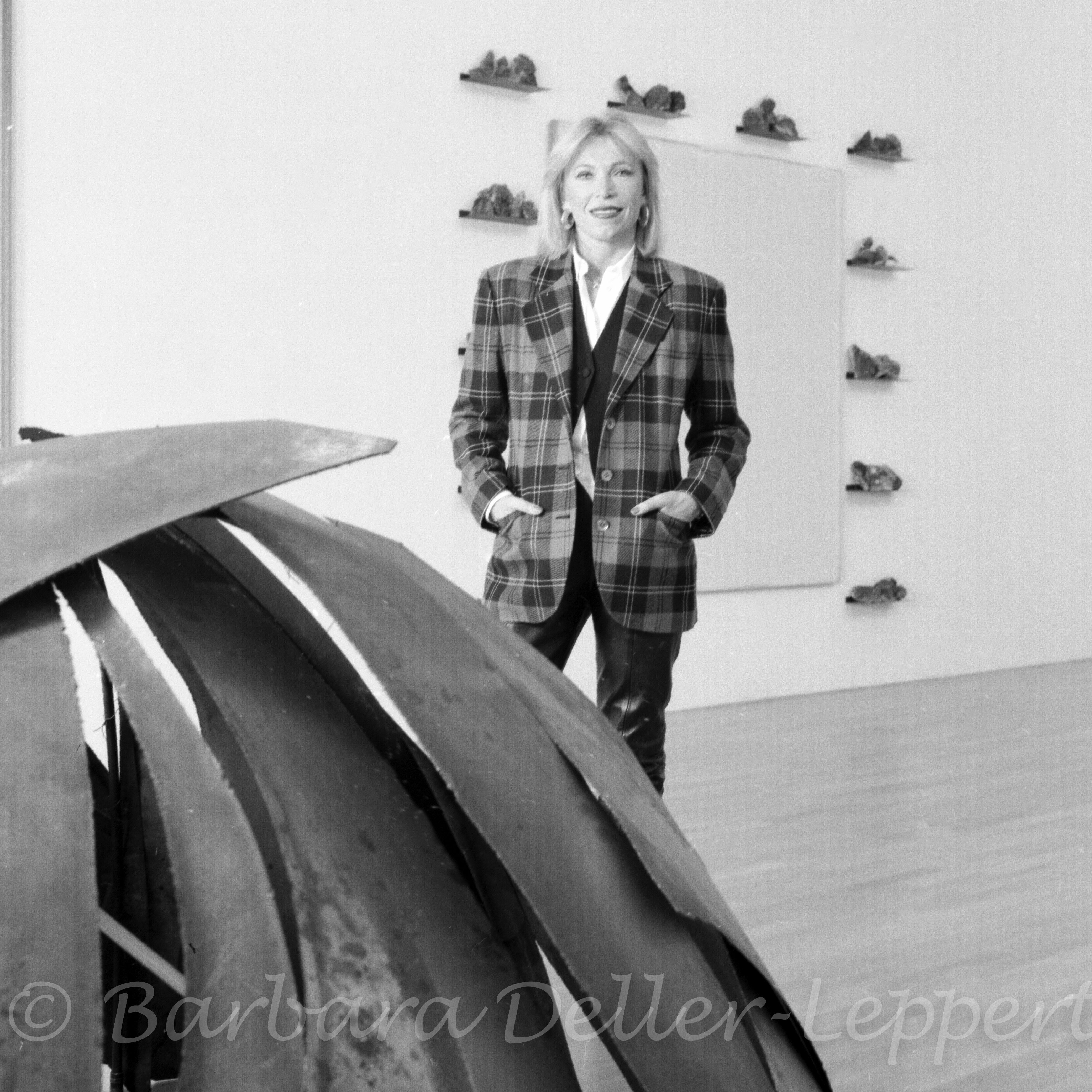 Ingvild Götz,1993,Galeristin