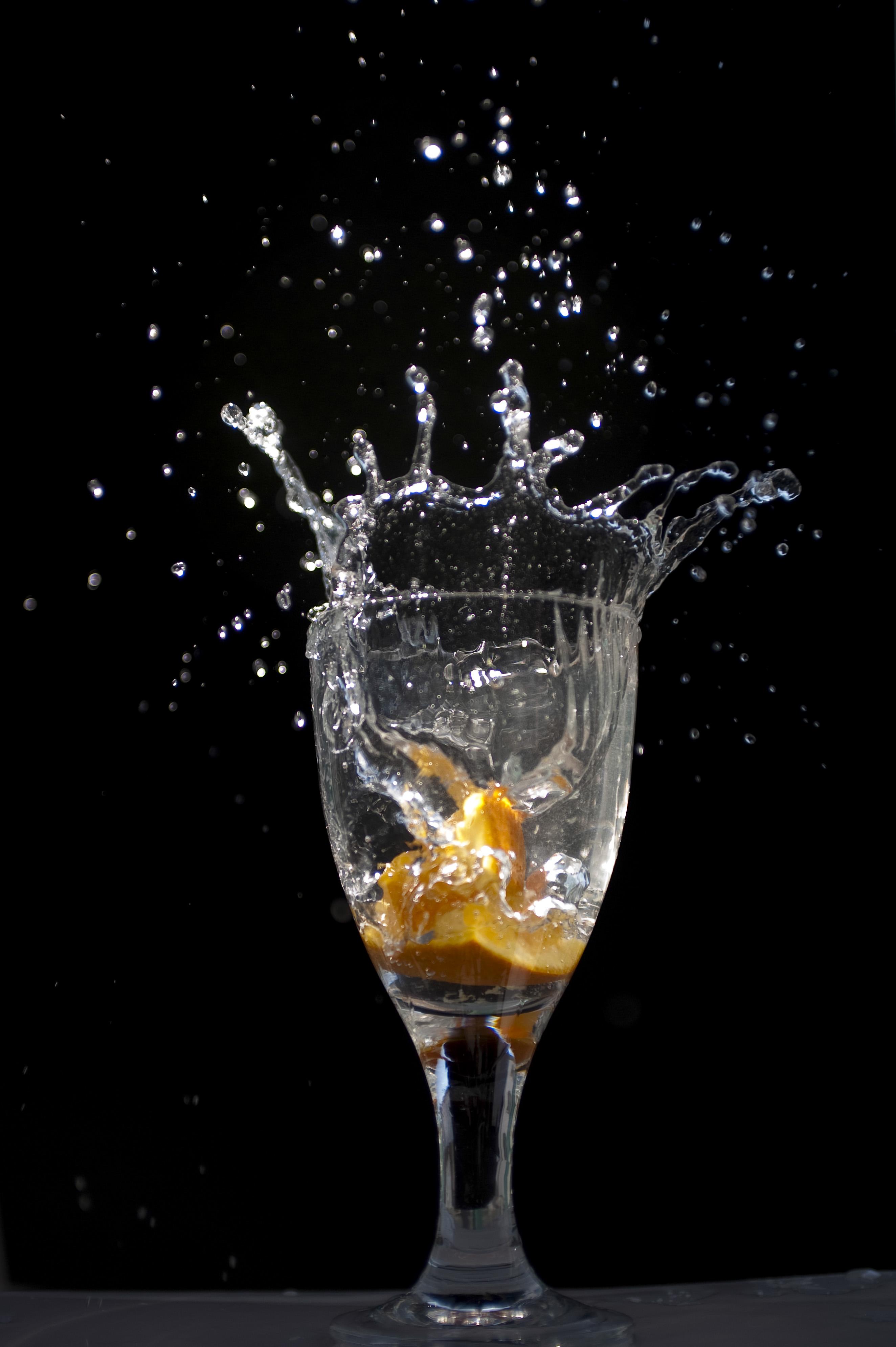 Fotokurs: Splash