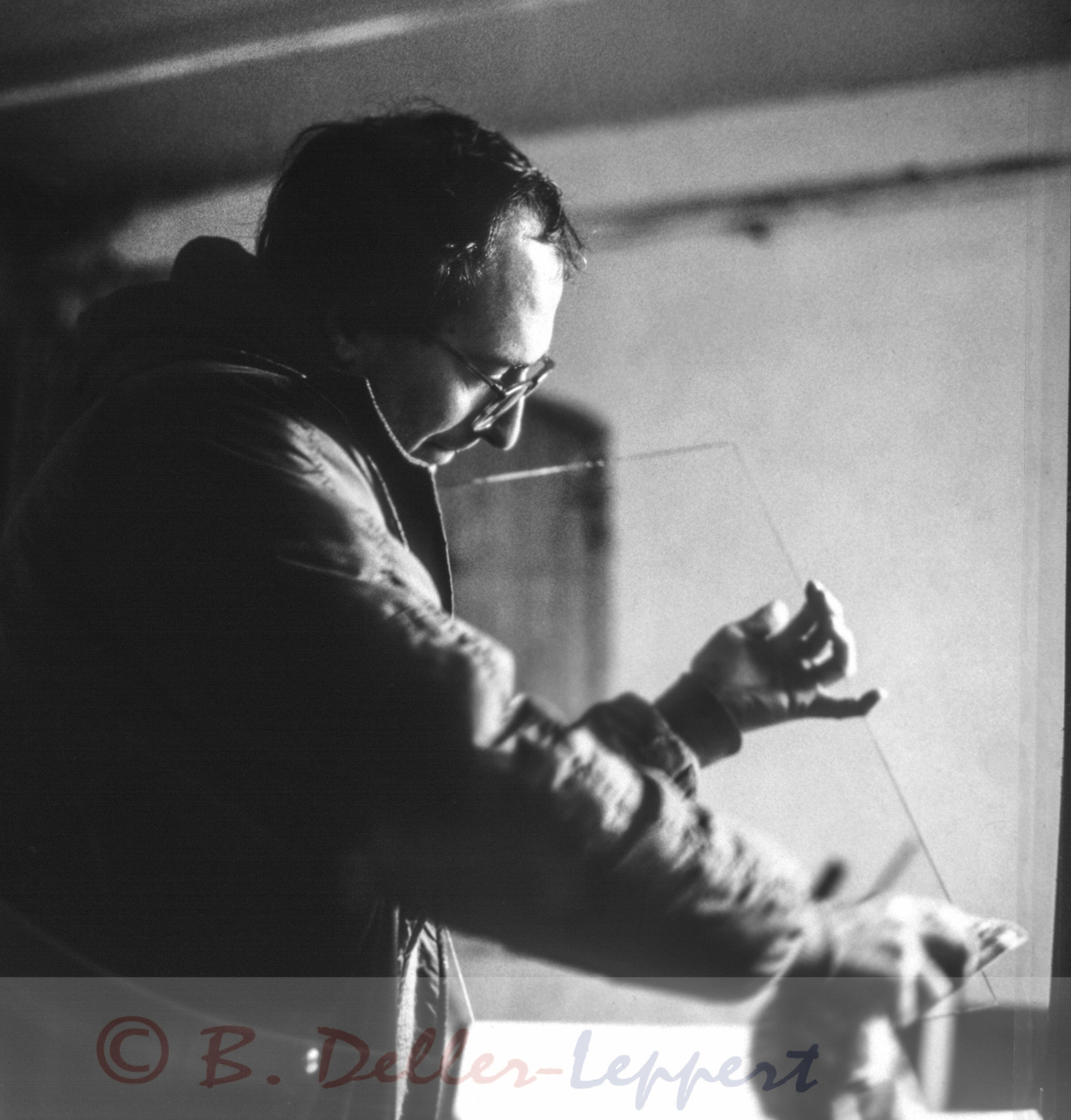 Karl Rennertz,1986,Bildhauer