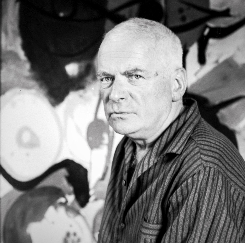 Ernst Wilhelm Nay,1964,Maler