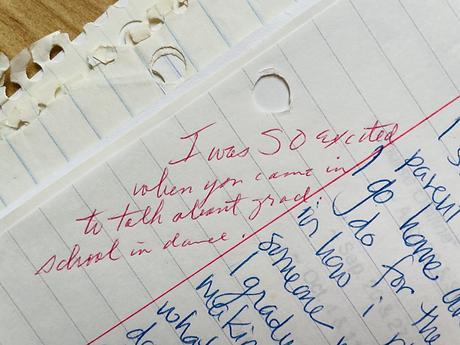tarin handwritten note to alana.heic