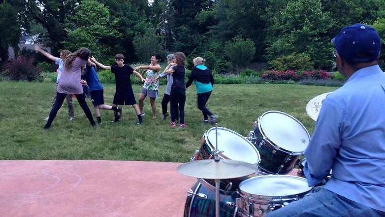 Park Dancing Drums.JPG