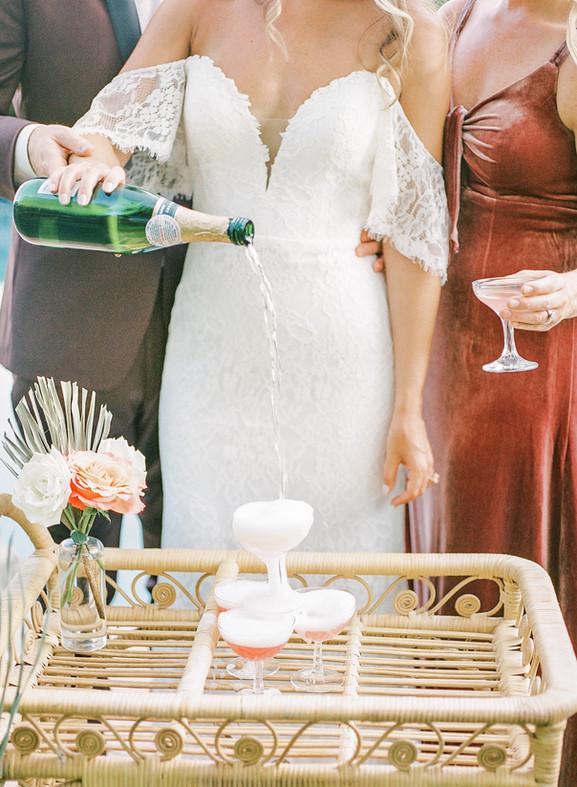 Meridian House Wedding