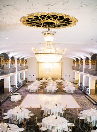 Mayflower Hotel Wedding