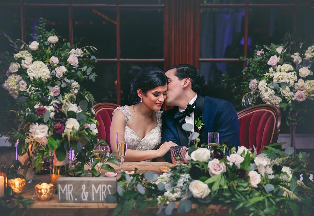 Raspberry Plain Manor Wedding