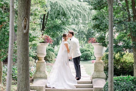 Romantic Meridian House Wedding