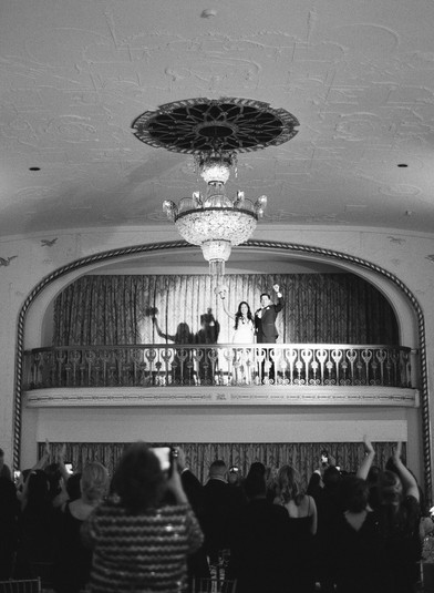 Mayflower Hotel Wedding