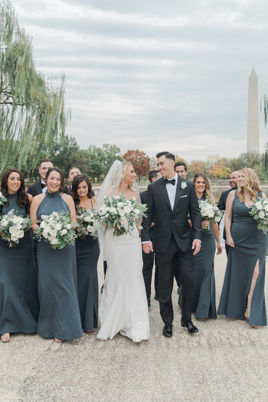 Potomac View Terrace Wedding
