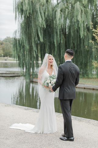 Potomac View Terrace Wedding