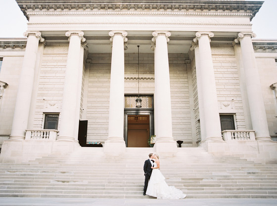 Carnegie Institution for Science Wedding