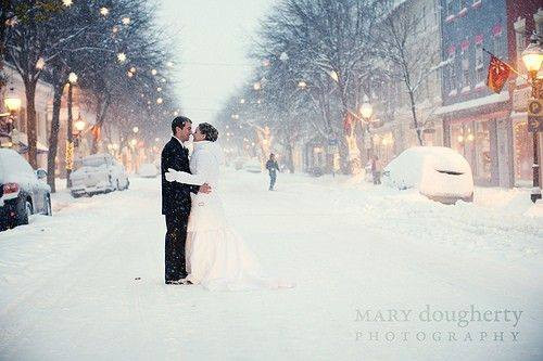 9 Reasons to Have a Winter Wedding