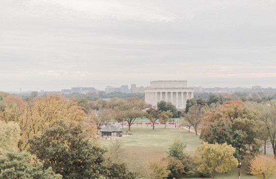 How much does it cost to plan a wedding in Washington, DC?