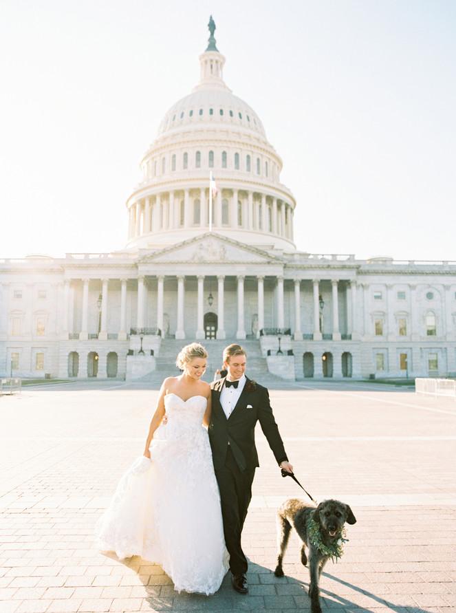 Carnegie Institution for Science Wedding