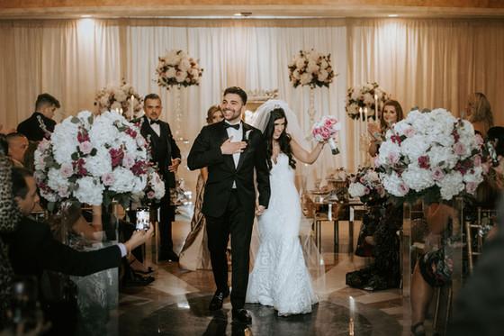 Glamorous NMWA Wedding