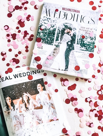 Washingtonian Wedding SRS Events