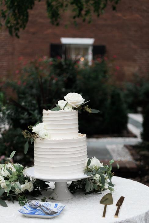 Decatur House Wedding