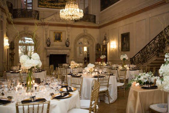 Elegant Anderson House Wedding in Washington DC