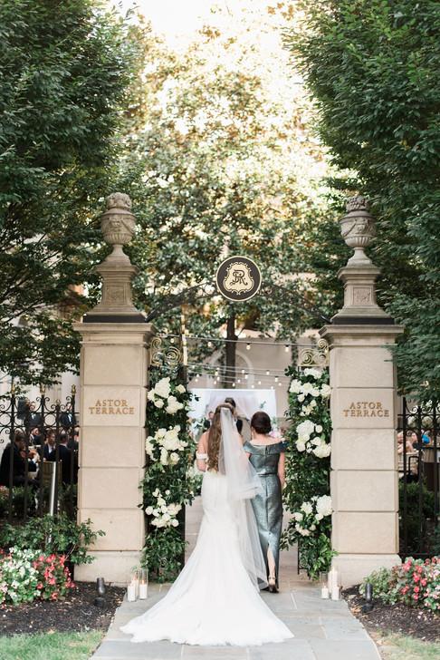 St Regis DC Wedding