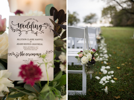 Maryland Baltimore Wedding Planner