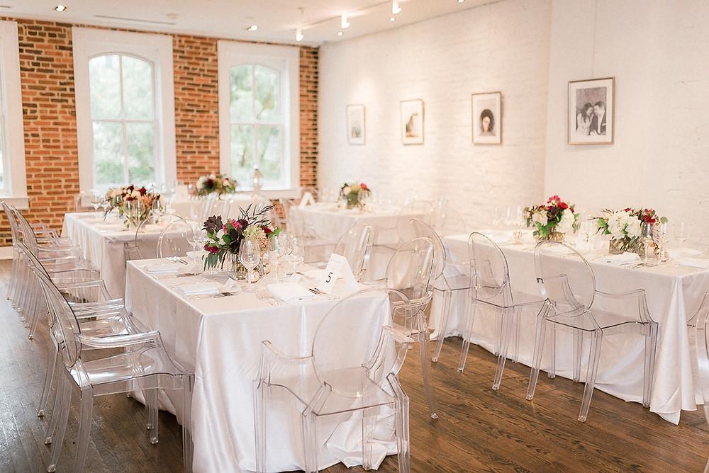 Fathom Gallery Wedding