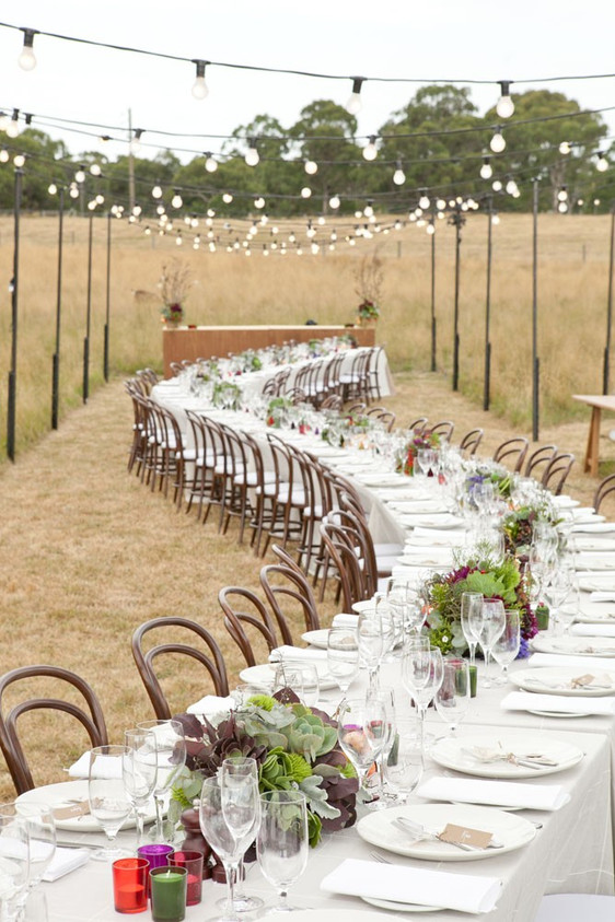 Wedding Reception & Event Seating Ideas