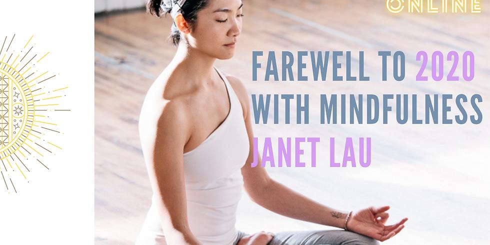 Janet Lau マインドフルネスで締めくくる2020年