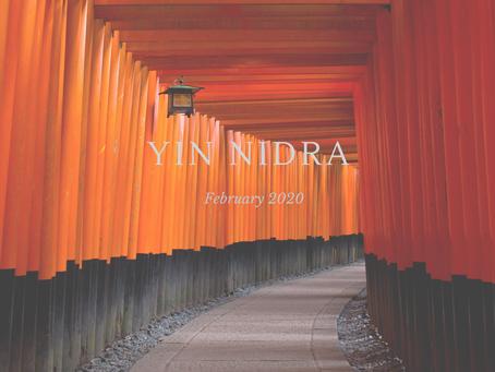 INTRODUCING YIN NIDRA