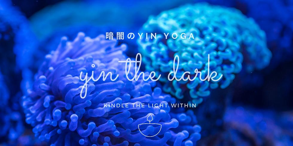 60min. YIN THE DARK 暗闇のYIN YOGA Vol.18  feat. ASAKO ISHIDA