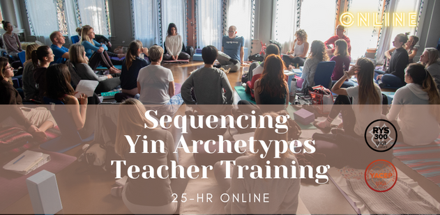 SEQUENCING THE YIN ARCHETYPES