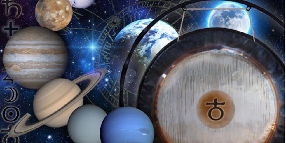 NOTTE DEI GONG 2020 - Energia Magica e Profonda Vibra oltre lo Spazio