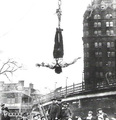 What happened to Jocelyn Gordon Whitehead, the man who killed Harry Houdini?