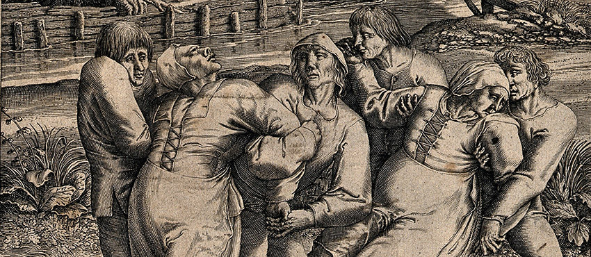 Mental illness in the middle ages