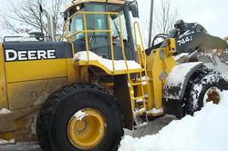 Snow Plowing 2011 011