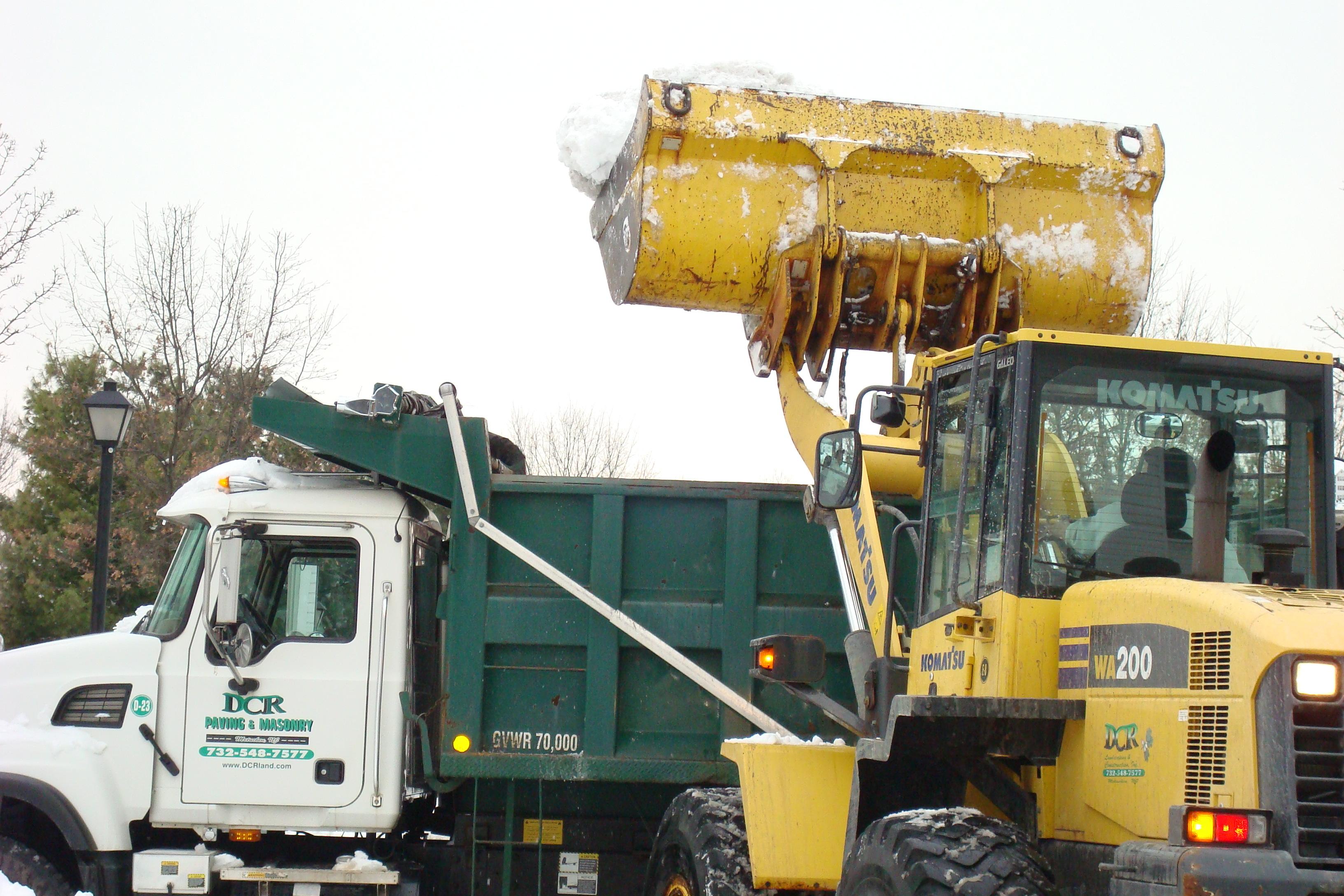 Snow Plowing 2011 024
