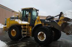 Snow Plowing 2011 010