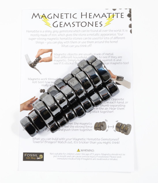 500g Magnets With Sheet