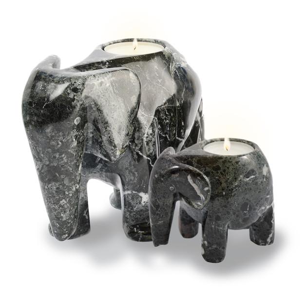 Elephant Duo