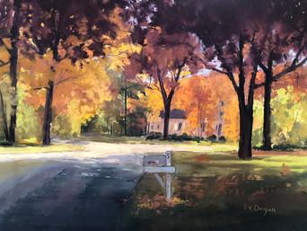 Autumn at #5