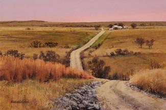 Hugh Greer - Road to Walnut River