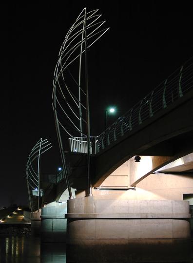 Nightime Bridge