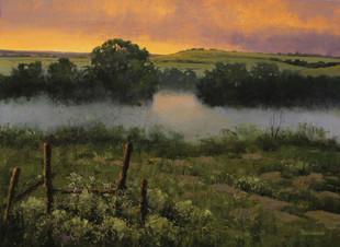 Hugh Greer - Morning Ground Fog